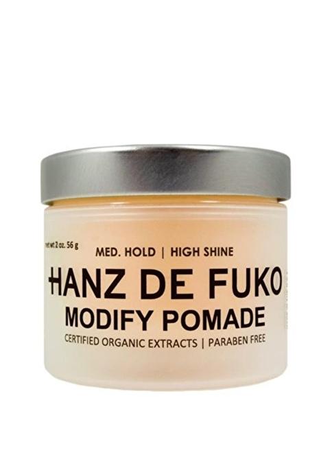 Hanz De Fuko Modify Pomade Orta Tutuş Sağlayan Yüksek Derecede Parlaklik Sağlayan Wax 56 Gr Renksiz